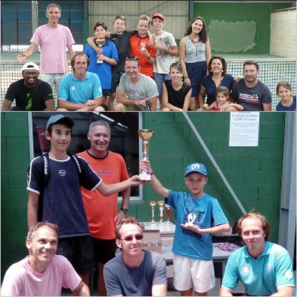 Vainqueurs Coupes du Tarn 11-12 & 13-14ans